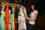 Designer Swanil Shinde Lakme Fashion Week fittings in Hotel Grand Hyatt on 3rd March 2010.JPG