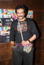 Milind Gunaji at Idiot Box Press Meet in Hotel Sun N Sand on 3rd March 2010 (2).JPG