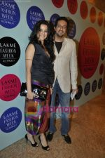 Sulaiman Merchant, Sona Mohapatra at Pria Kataria  Show in Grand Hyatt, Mumbai on 5th March 2010 (2).JPG