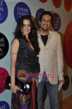 Sulaiman Merchant, Sona Mohapatra at Pria Kataria  Show in Grand Hyatt, Mumbai on 5th March 2010 (30).JPG