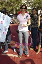 Ishita Arun at Lavassa car race for women in Bandra on 6th March 2010 (2).JPG