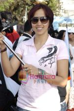 Ishita Arun at Lavassa car race for women in Bandra on 6th March 2010 (4).JPG