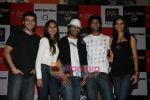 Shawn Arranha, Ayaz Khan, Mrinalini Sharma, Purab Kohli, Amruta Patki at live show in Targeo, Sobo Central on 6th March 2010 (3).JPG
