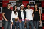 Shawn Arranha, Ayaz Khan, Mrinalini Sharma, Purab Kohli, Amruta Patki at live show in Targeo, Sobo Central on 6th March 2010 (4).JPG