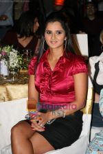Sania Mirza at Sports Illustrated Awards in Taj Land_s End on 8th March 2010 (11).JPG