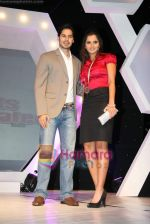 Sania Mirza at Sports Illustrated Awards in Taj Land_s End on 8th March 2010 (13).JPG