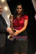 Sania Mirza at Sports Illustrated Awards in Taj Land_s End on 8th March 2010 (20).JPG
