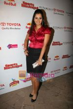 Sania Mirza at Sports Illustrated Awards in Taj Land_s End on 8th March 2010 (3).JPG