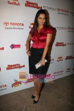 Sania Mirza at Sports Illustrated Awards in Taj Land_s End on 8th March 2010 (4).JPG