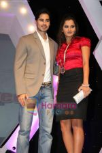 Sania Mirza at Sports Illustrated Awards in Taj Land_s End on 8th March 2010 (41).JPG