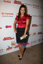 Sania Mirza at Sports Illustrated Awards in Taj Land_s End on 8th March 2010 (6).JPG