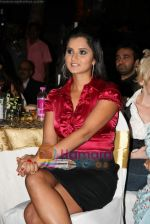 Sania Mirza at Sports Illustrated Awards in Taj Land_s End on 8th March 2010 (7).JPG