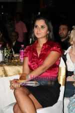 Sania Mirza at Sports Illustrated Awards in Taj Land_s End on 8th March 2010 (8).JPG