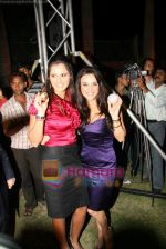Sania Mirza, Preity Zinta at Sports Illustrated Awards in Taj Land_s End on 8th March 2010 (3).JPG