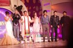 Mrinalini Sharma, Sammir Kocchar, Purab Kohli, Amruta Patki, Ayaz Khan, Shawn Arrhana at Western India Princess grand finale in Mumbai on 9th March 2010 (2).JPG