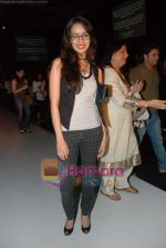Shraddha Kapoor at Lakme Fashion Week 2010 Day 5 in Grand Hyatt, Mumbai on 9th March 2010 (5).JPG