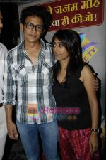 Abhishek Rawat at ZEE success bash for Agle Janam Mohe Bitiya Hi Kijo show in Marimba lounge on 11th March 2010 (4).JPG