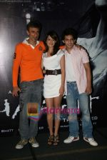 Rahul Dev, Aditya Narayan, Shweta Agarwal at Shaapit Press conference in Andheri, Mumbai on 11th March 2010 (28).JPG