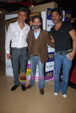 Rahul Dev, Rahul Aggarwal, Sunil Shetty at Na Ghar Ke Na Ghaat Ke premiere in PVR on 11th March 2010 (3).JPG