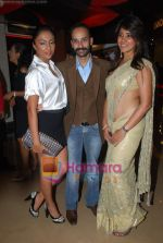 Shweta Salve, Narayani Shastri, Rahul Aggarwal at Na Ghar Ke Na Ghaat Ke premiere in PVR on 11th March 2010 (5).JPG