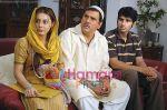 Minissha Lamba, Boman Irani, Sammir Dattani in the still from movie Well Done Abba (2).jpg