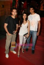 Nakuul Mehta at the premiere of film Lahore in Cinemax on 17th March 2010 (2).JPG