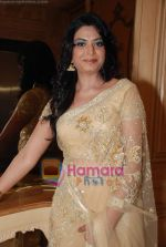 Ritu Johri at the launch of Ritu Johri_s album Bengangi in Hotel Sea Princess on 17th March 2010 (12).JPG