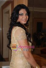 Ritu Johri at the launch of Ritu Johri_s album Bengangi in Hotel Sea Princess on 17th March 2010 (3).JPG
