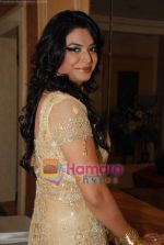 Ritu Johri at the launch of Ritu Johri_s album Bengangi in Hotel Sea Princess on 17th March 2010 (4).JPG