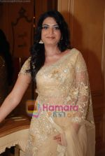 Ritu Johri at the launch of Ritu Johri_s album Bengangi in Hotel Sea Princess on 17th March 2010 (9).JPG