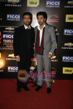 Karan Johar, Ranbir Kapoor at FICCI frames final day in Rennaisance, Powai on 18th March 2010 (2).JPG