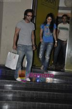 Saif Ali Khan, Kareena Kapoor at the special screening of Love Sex Aur Dhokha hosted by Tusshar Kapoor in Pixion, Bandra on 18th March 2010 (10).JPG
