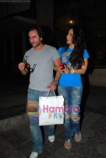 Saif Ali Khan, Kareena Kapoor at the special screening of Love Sex Aur Dhokha hosted by Tusshar Kapoor in Pixion, Bandra on 18th March 2010 (6).JPG
