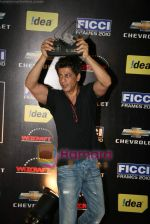 Shahrukh Khan at FICCI frames final day in Rennaisance, Powai on 18th March 2010 (112).JPG