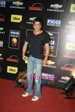 Shahrukh Khan at FICCI frames final day in Rennaisance, Powai on 18th March 2010 (16).JPG