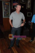 Steve Waugh launches 6up mobile game in Hard Rock Cafe on 20th March 2010 (2).JPG