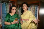 Asha Parekh at the Launch of Shubhrata Dutta_s Jamdani Saree collection in Juh, Mumbai on 23rd March 2010 (14).JPG