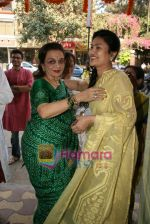 Asha Parekh at the Launch of Shubhrata Dutta_s Jamdani Saree collection in Juh, Mumbai on 23rd March 2010 (4).JPG
