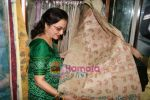 Asha Parekh at the Launch of Shubhrata Dutta_s Jamdani Saree collection in Juh, Mumbai on 23rd March 2010 (9).JPG