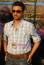 Irrfan Khan of the sets of MTV Roadies in Andheri on 23rd March 2010 (17).JPG