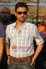 Irrfan Khan of the sets of MTV Roadies in Andheri on 23rd March 2010 (18).JPG