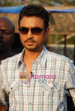 Irrfan Khan of the sets of MTV Roadies in Andheri on 23rd March 2010 (19).JPG