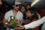 Hrithik Roshan at Radio City in Bandra on 24th March 2010.JPG