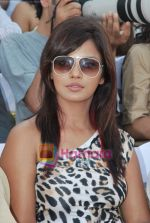 Neetu Chandra at D B Realty Southern Command Polo Cup Match in Mahalaxmi Race Coarse on 27th March 2010 (5).JPG