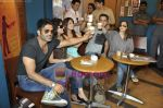Anjana Sukhani, Dimple Kapadia, Vidya Malvade, Rehan Khan, Sunil Shetty at Tum Milo toh Sahi media meet in Bandra on 29th March 2010 (4).JPG