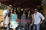 Dimple Kapadia, Kabir Sadanand, Sunil Shetty, Vidya Malvade, Rehan Khan, Anjana Sukhani at Tum Milo toh Sahi media meet in Bandra on 29th March 2010 (8).JPG