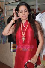 Juhi Chawla at Neeta Nishka Lulla summer preview in Samsara on 29th March 2010 (9).JPG