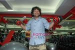 Kailash Kher at the launch of  Snap 24-7 Gym in Malad, Near Croma on 29th March 2010 (23).JPG