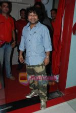 Kailash Kher at the launch of  Snap 24-7 Gym in Malad, Near Croma on 29th March 2010 (3).JPG