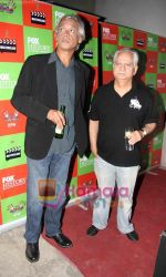 Ramesh Sippy, Sudhir Mishra at Sudhir Mishra_s IIFW in Blue Frog on 29th March 2010 (2).JPG